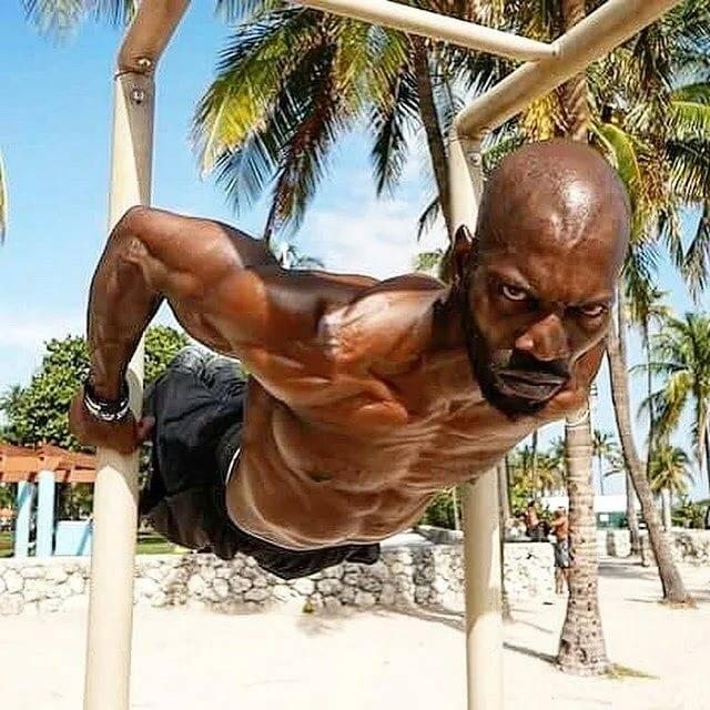 Hannibal lanham - greatest physiques