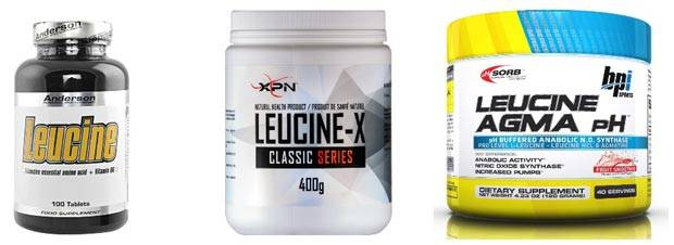 Лучшие аминокислоты для набора мышечной массы