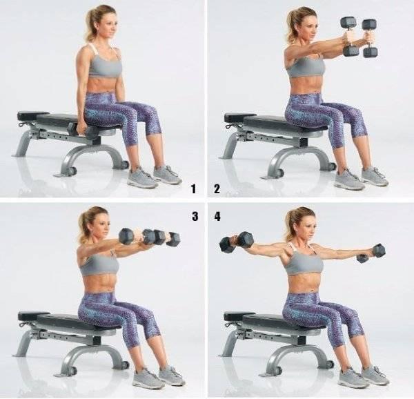 Комплекс упражнений в тренажерном зале для женщин