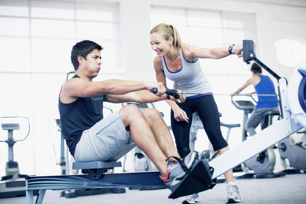 Cиловые тренировки для похудения: для мужчин и женщин
