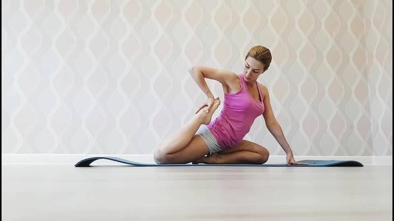 Поперечный шпагат: упражнения и растяжка в домашних условиях