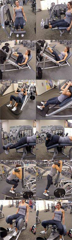 Программа тренировок в тренажерном зале для мужчин: как правильно тренироваться + комплекс упражнений на неделю