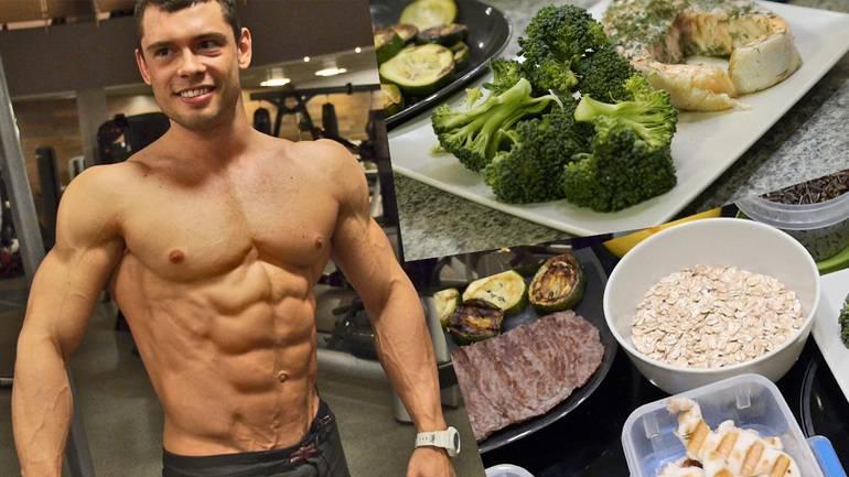 Рецепты для бодибилдеров - спорт и питание