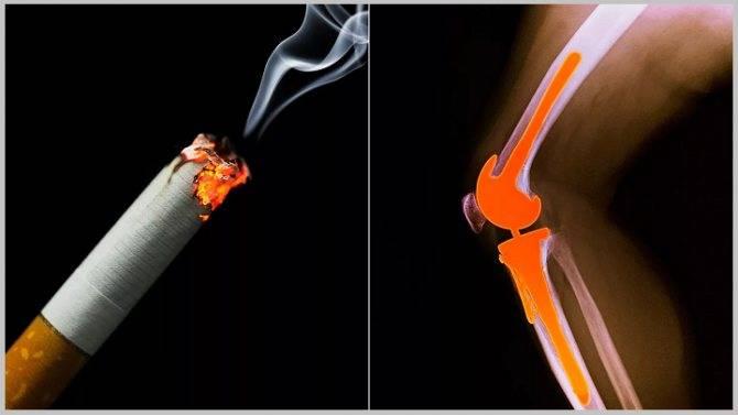 Можно ли заниматься спортом и курить?