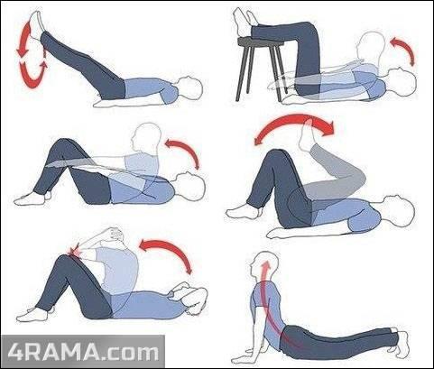 Как убрать послеродовой живот после кесарева в домашних условиях, упражнения для послеродовых растяжек   доктор борменталь