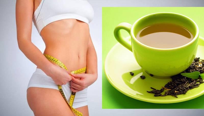 Помогает ли зеленый чай похудеть и убрать жир с живота?