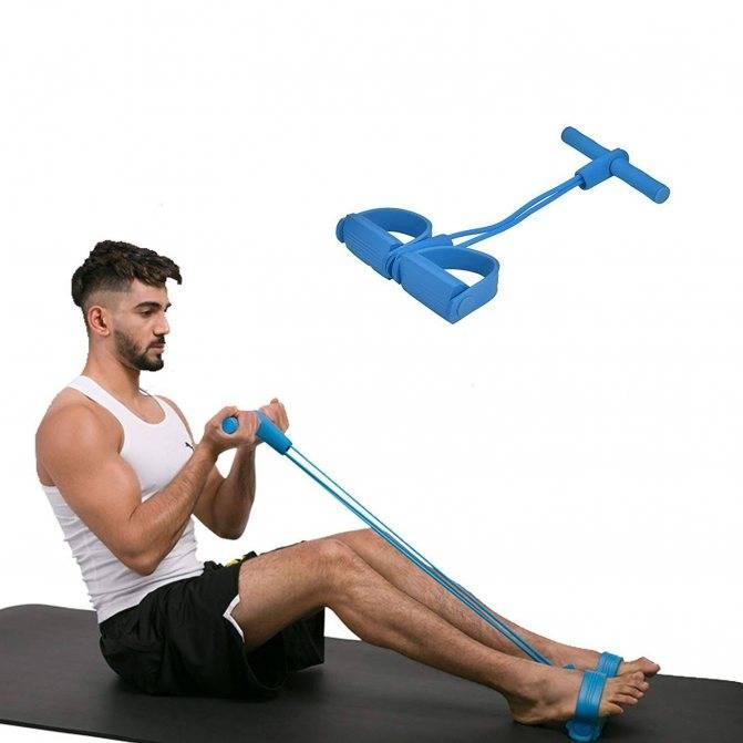 Упражнения для мужчин в домашних условиях с эспандером: принцип работы, упражнения