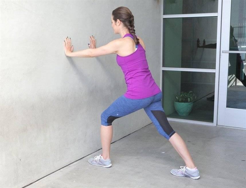 8 простых упражнений для укрепления стоп, голеностопов и икроножных