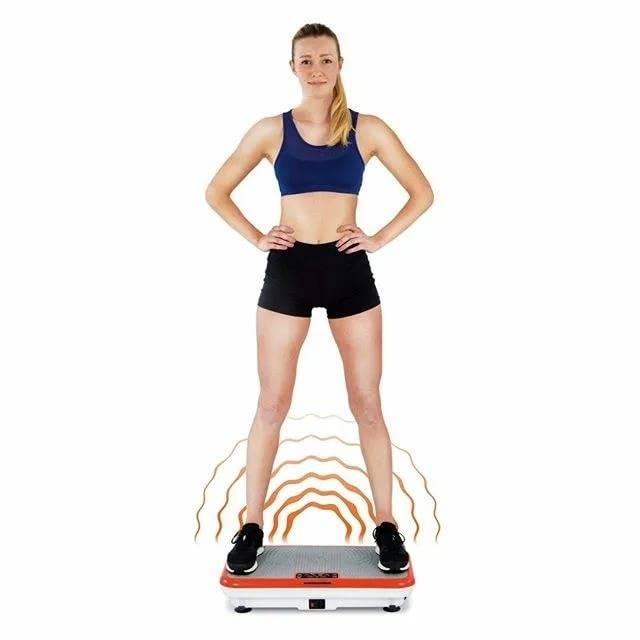Виброплатформа для похудения: насколько эффективна, как правильно пользоваться