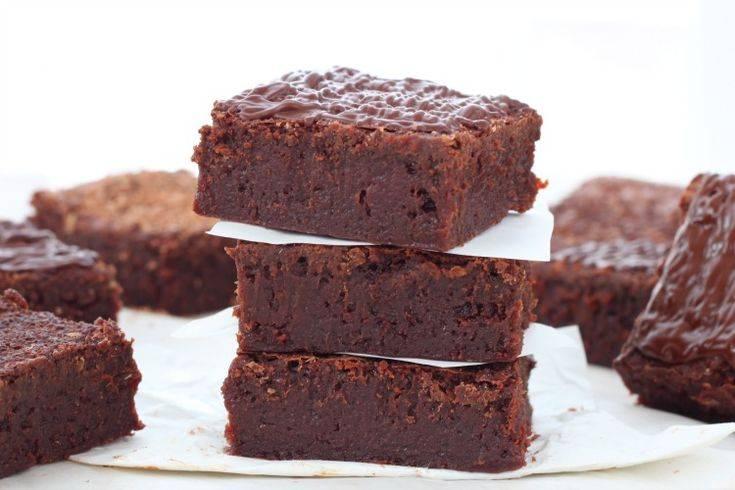 Знаменитый шоколадный брауни пошаговый рецепт (с фото)