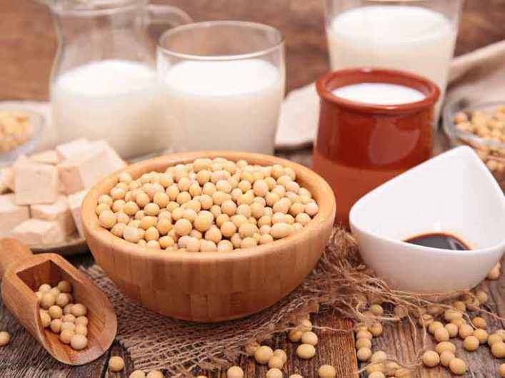 Польза и вред сои для женщин и мужчин. калорийность