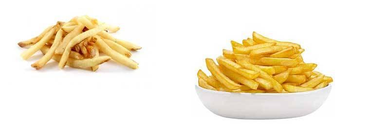 Картошка калорийность на 100 — похудение