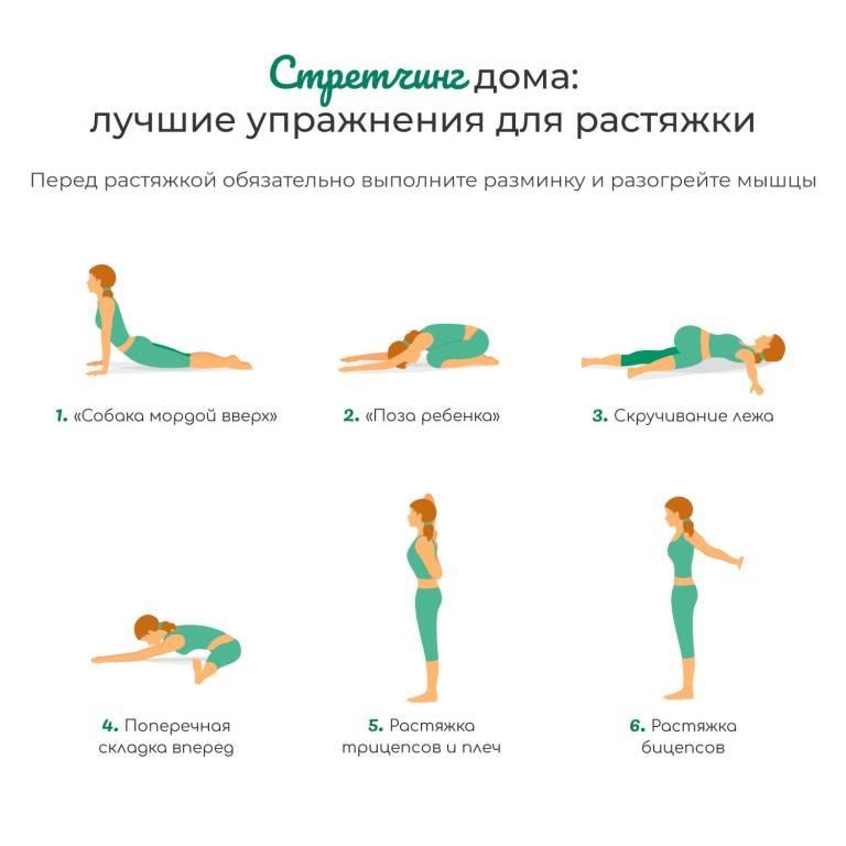 Как сесть на шпагат — лучшие упражнения