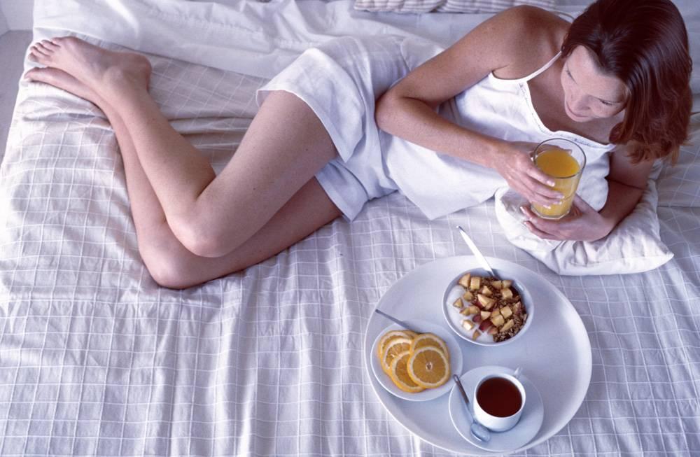 Что можно есть на ночь без вреда фигуре