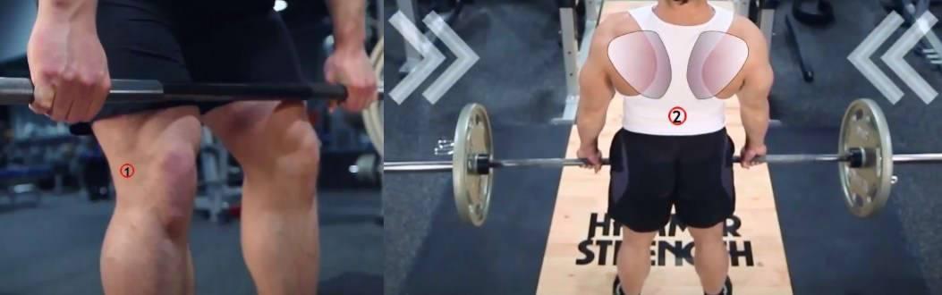 Становая тяга: техника выполнения: как правильно делать тягу штанги, виды и вспомогательные упражнения