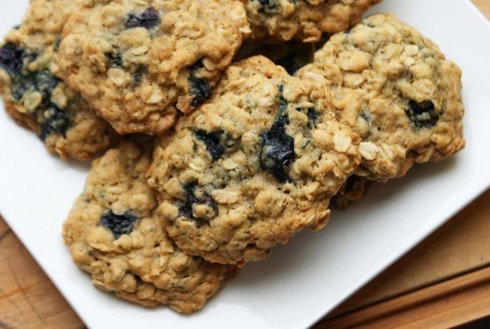 Овсяно-творожное печенье - 10 пошаговых фото в рецепте