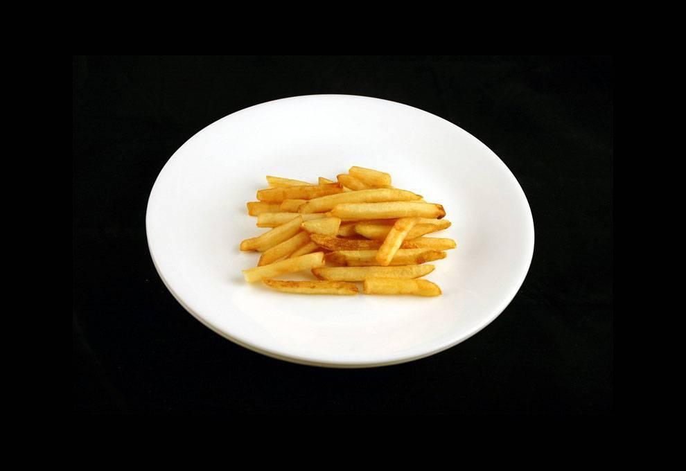 Картофель варёный — калорийность