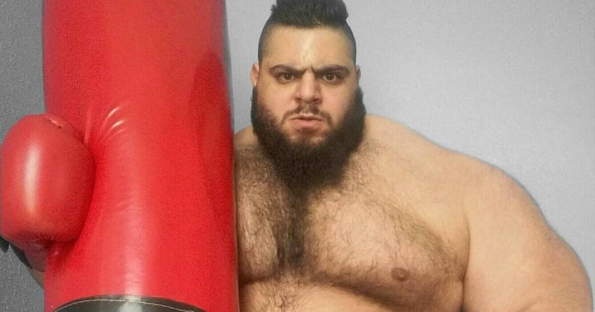 Иранский Халк выразил намерения дебютировать на ринге в MMA