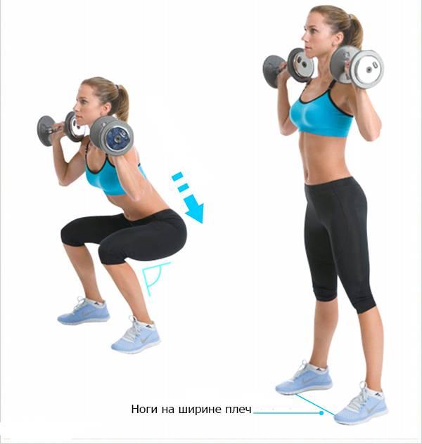 Как накачать ягодицы (попу): программа тренировок и упражнения
