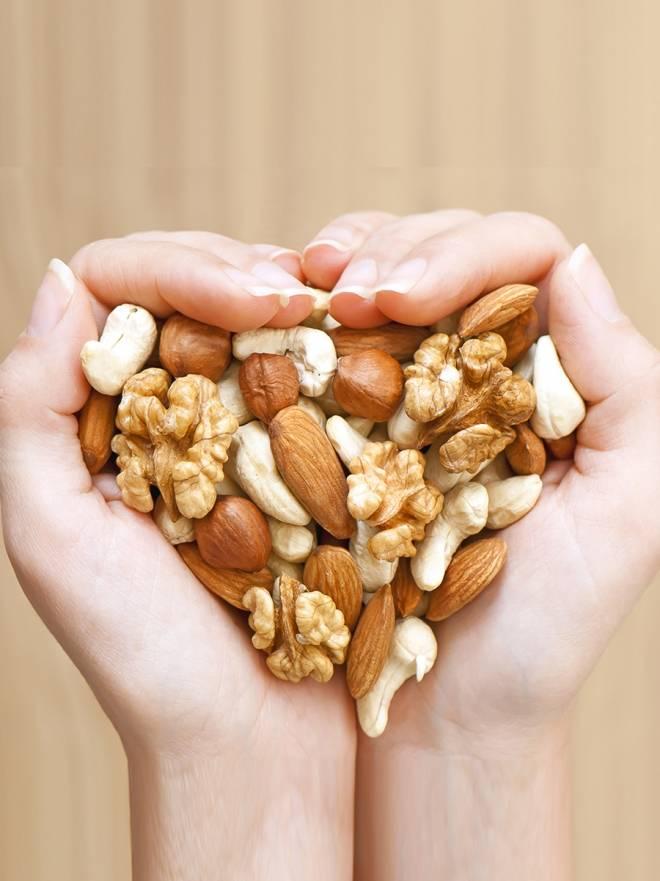 Какие орехи повышают мужскую потенцию