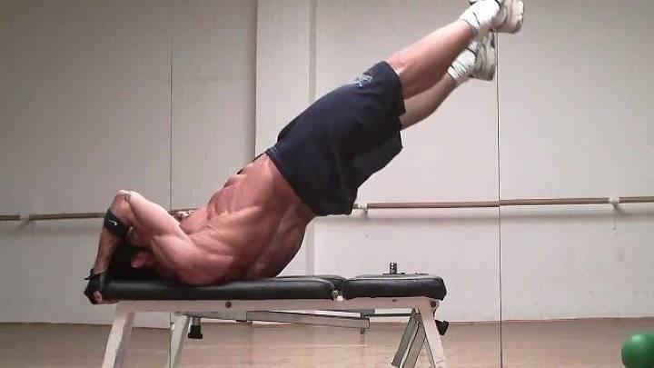 Упражнения для мышц кора в домашних условиях