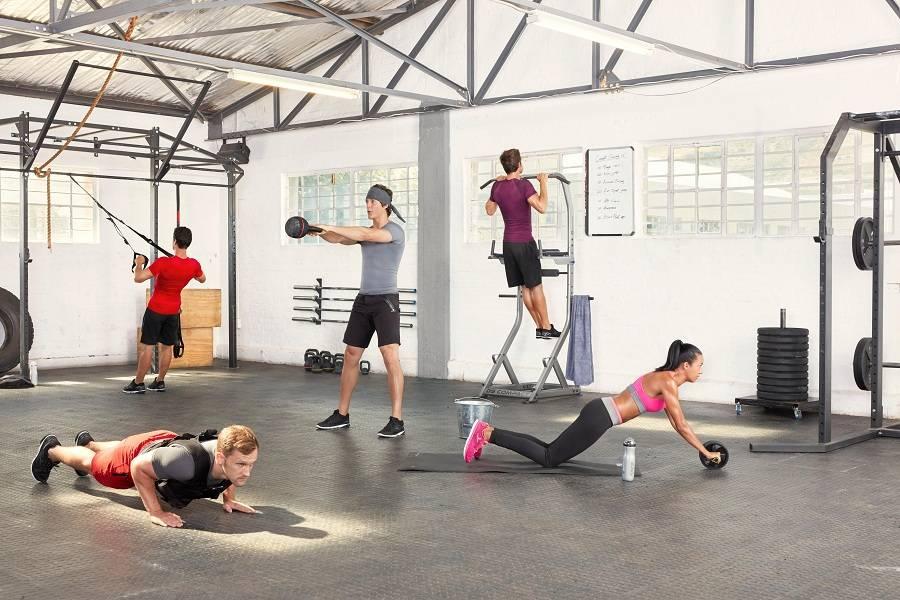 Круговая тренировка: программа для похудения в домашних условиях