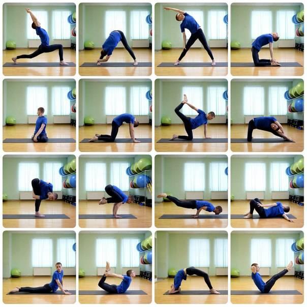 5 упражнений на гибкость | tренинги | фитес-life