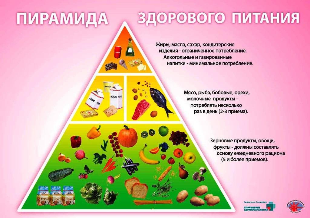 Здоровое питание — рецепты, меню на неделю, полезные продукты