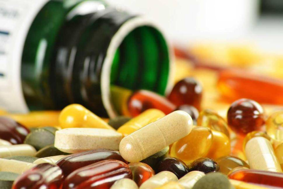 Фармакологическая группа — биологически активные добавки к пище (бады)
