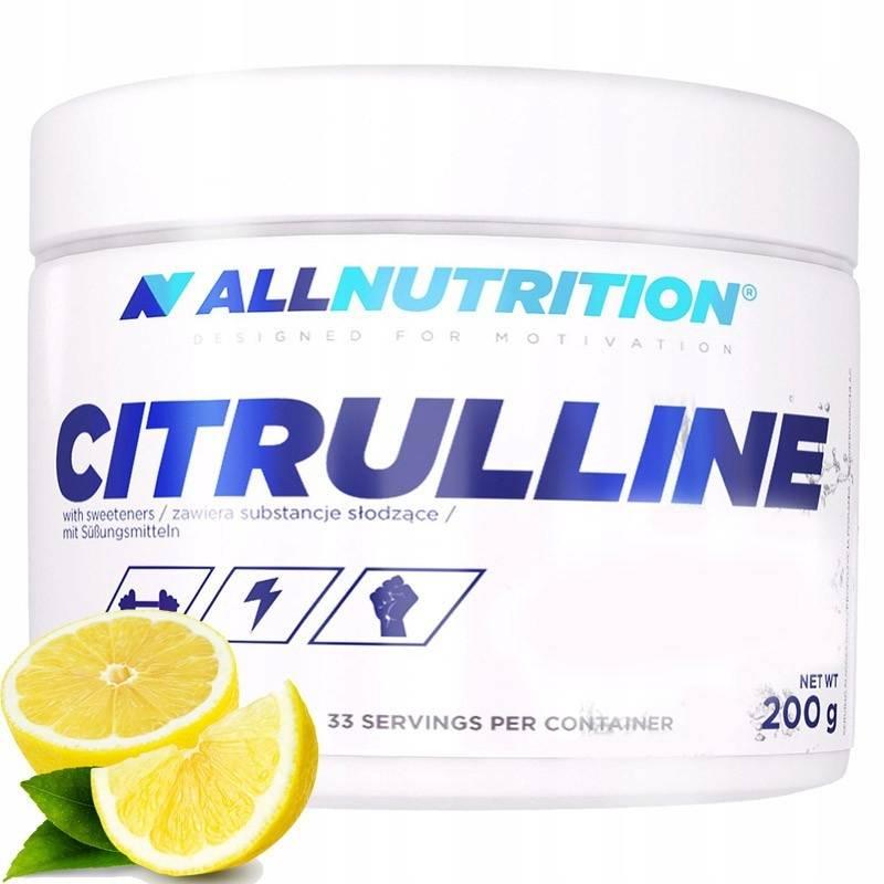Цитруллин малат – поддержка мышц в любом возрасте