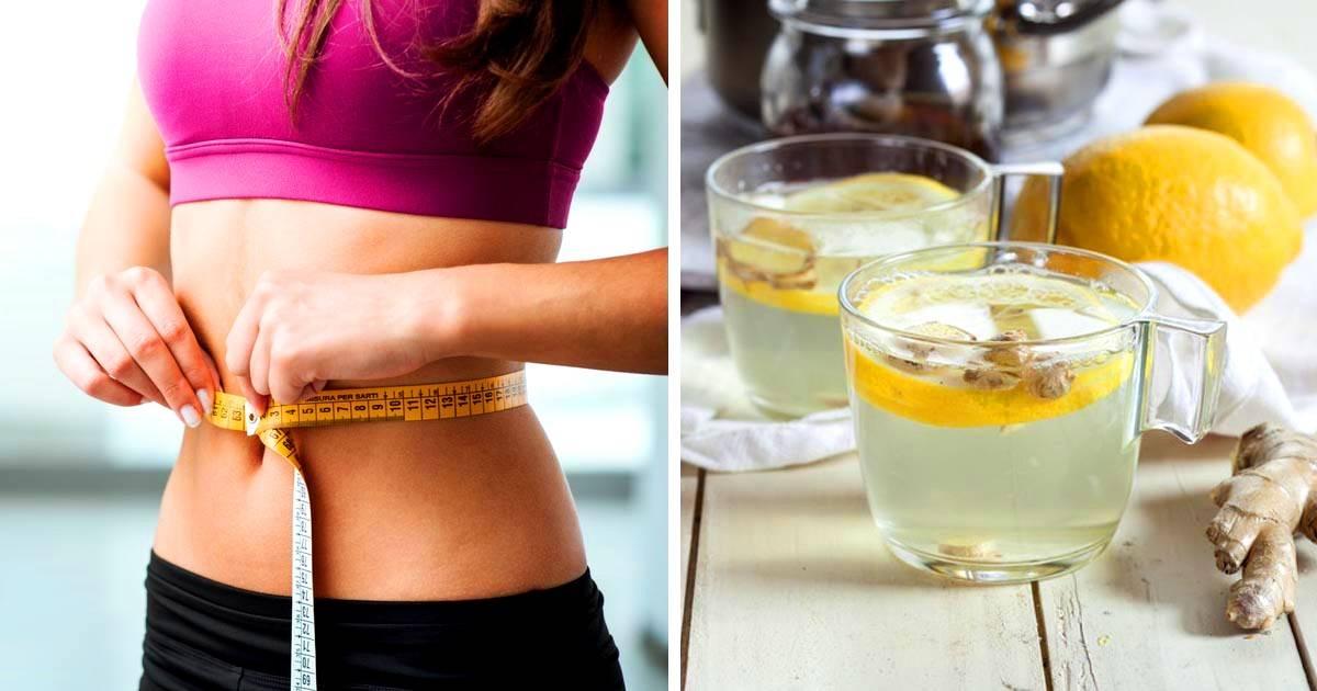 Спасает от простуды и сжигает жир на животе: домашнее средство с имбирем для борьбы с лишним весом