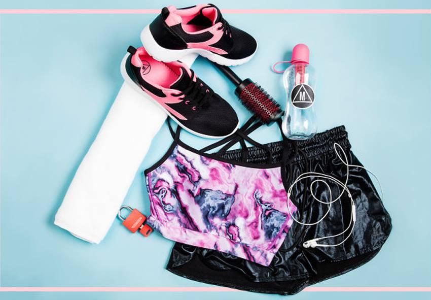 Что нужно взять с собой в фитнес клуб: 17 пунктов