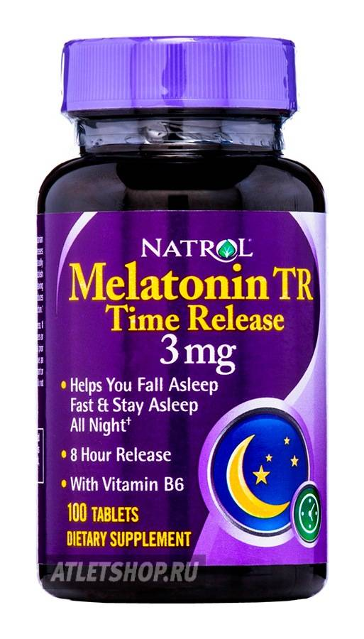Мелатонин (снотворное) — применение, действие, показания и противопоказания
