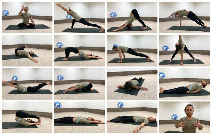 Стретчинг: упражнения для растяжки для всего тела