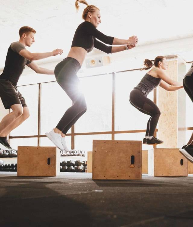 Аэробная выносливость и нагрузки при таком режиме тренировок