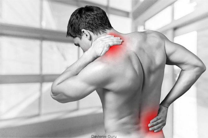 После тренировки болят мышцы: почему и что делать, как снять боль
