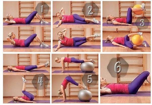 Как подтянуть живот после родов: упражнения при диастазе
