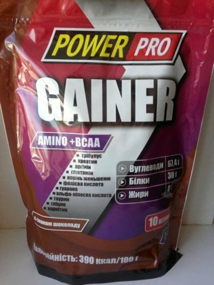 Gainer от Power Pro