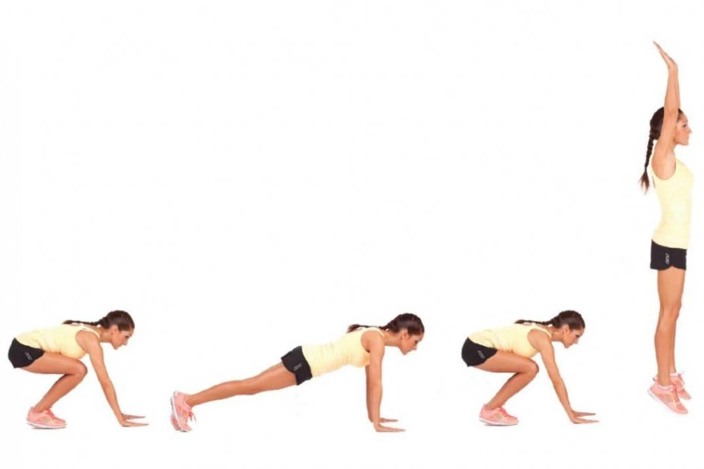 Берпи: легендарное упражнение
