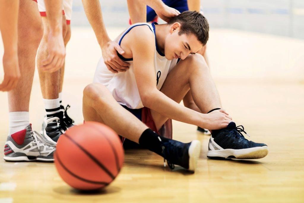 Травмы и их причины в легкой атлетике