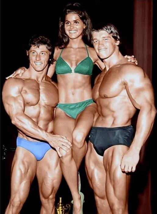 Топ-6 спортсменок, колоссально похожих на мужчин