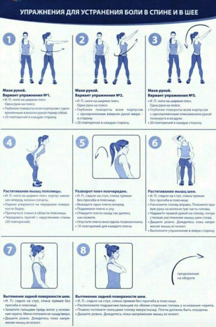 Какие мази для лечения спины существуют?