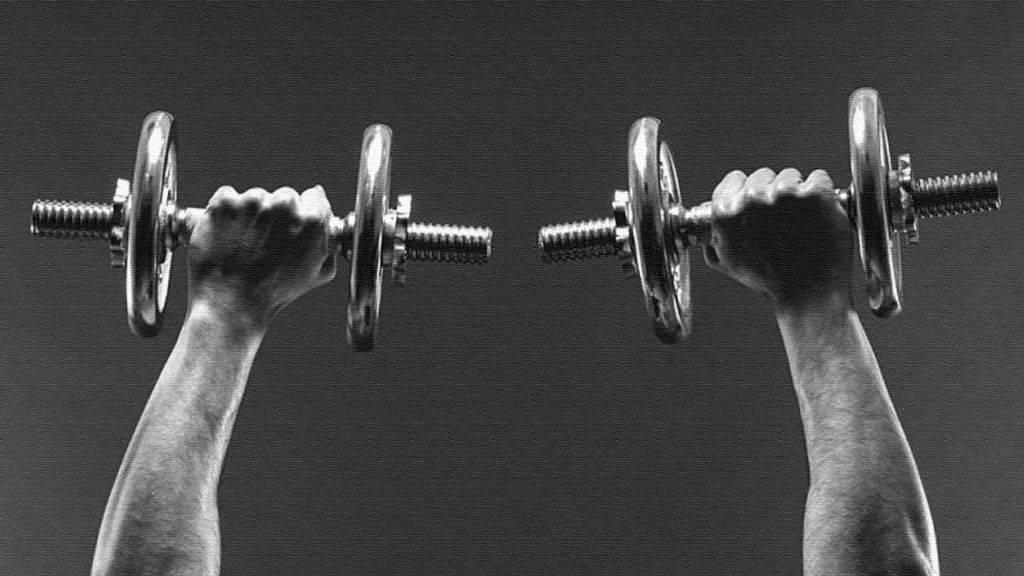 Блин комом. три тренировки, для которых нужен всего лишь один блин от штанги