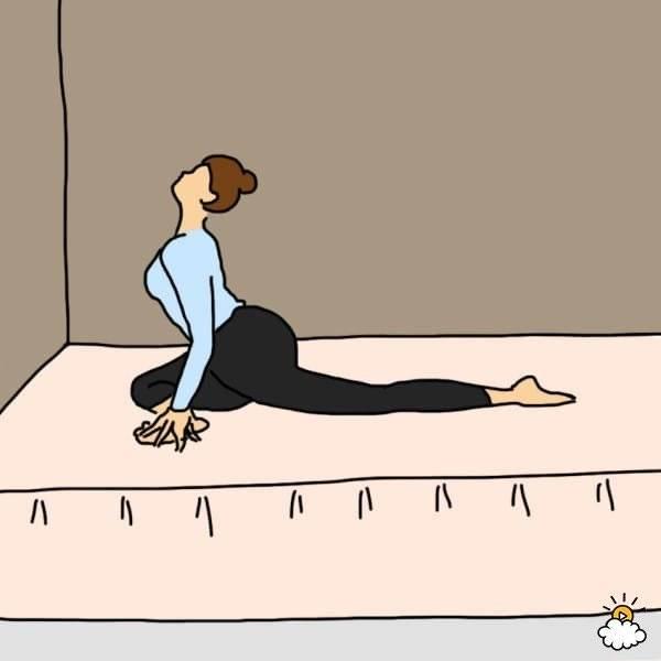 Вечерняя зарядка – легкий способ домашнего похудения