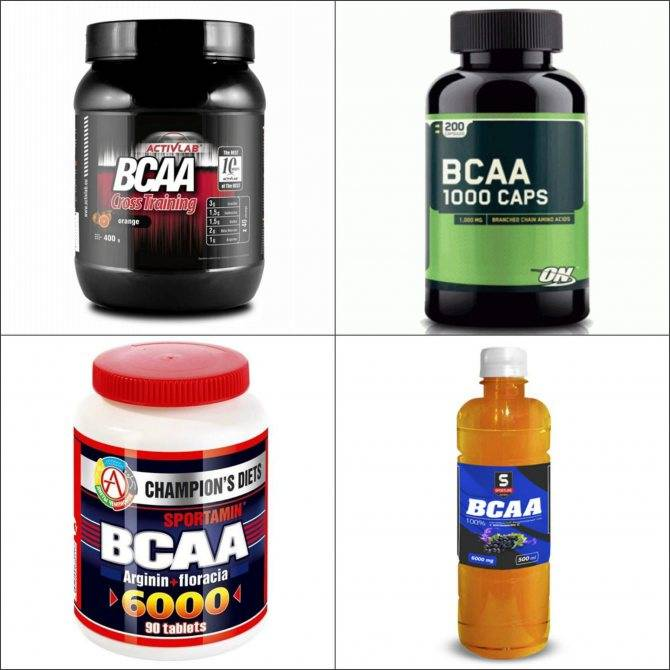 Bcaa – что это за аминокислоты, как выбрать и правильно применять?