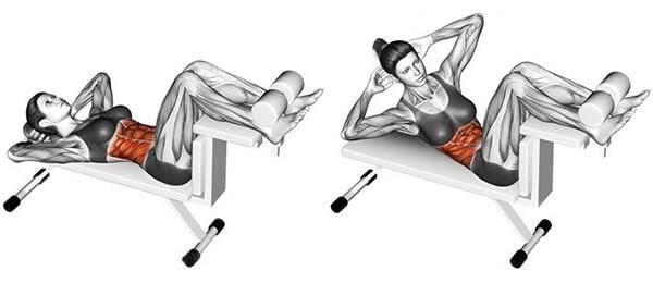 Преимущества использования римского стула, обзор основных упражнений