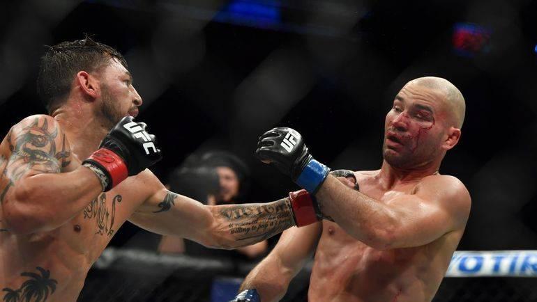 Артем Лобов: биография, фото бойца смешанных боевых искусств UFC