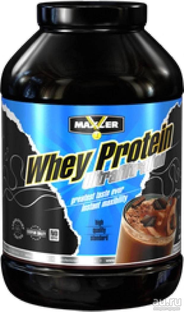 Пробник ultrafiltration whey protein 30 гр (maxler) пакет