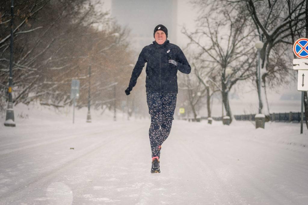 Как правильно бегать зимой, чтобы не заболеть, 10 советов
