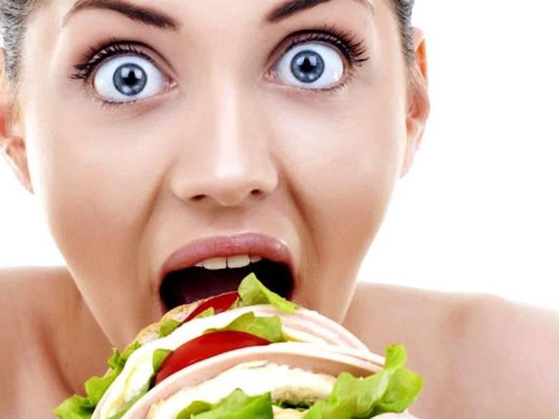 Как снизить и подавить аппетить, избавиться от чувства голода | доктор борменталь